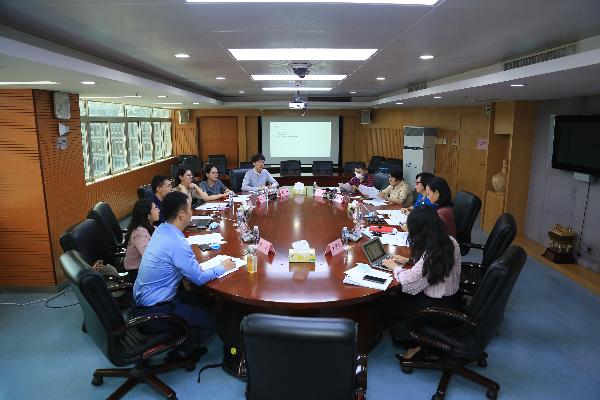 蒋小文副局长出席数据条例立法座谈会